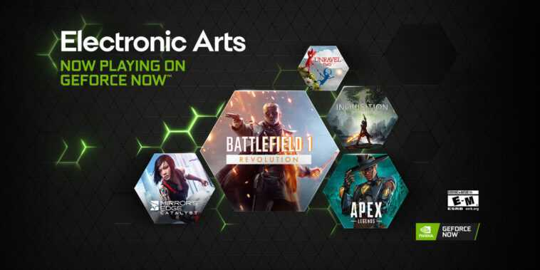 La Gamme De Jeux Nvidia Geforce Now S'agrandit Avec Quatre