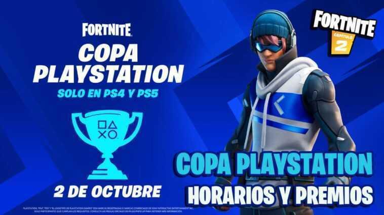 Fortnite Playstation Cup Sur Ps4 Et Ps5 : Date, Horaires