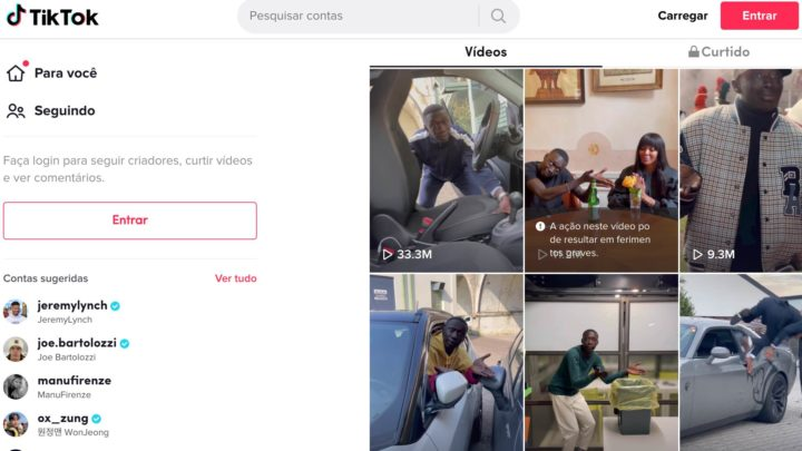 Khabane boiteux : L'homme le plus populaire sur TikTok... et il ne dit rien