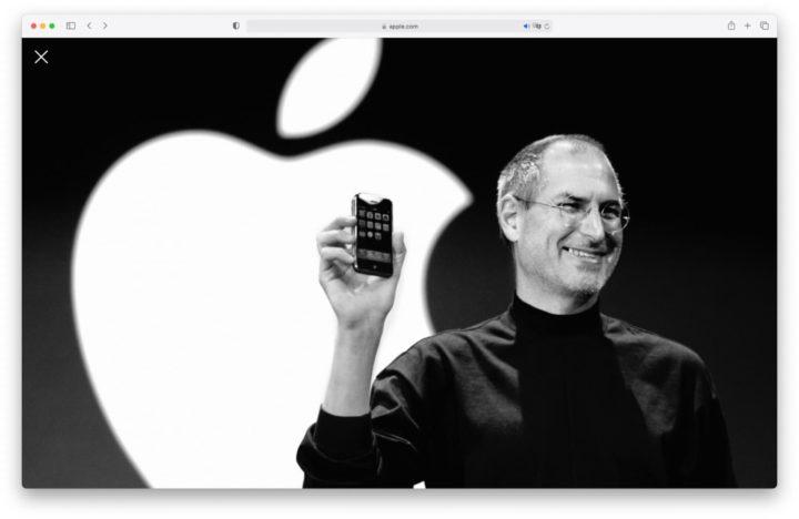 1633428366 882 Apple celebre le dixieme anniversaire de la mort de Steve