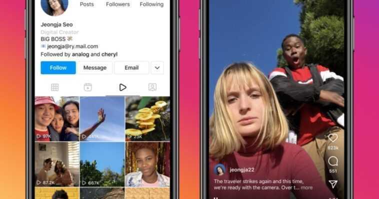 Igtv Se Fond Dans Instagram: Facebook Annonce Des Changements Majeurs