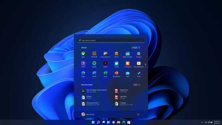 Les Fonctionnalités De Windows 11 Auraient Pu être Publiées Sous
