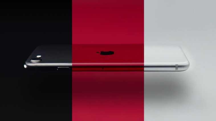 L'iphone Se De Troisième Génération D'apple Ajoutera Les Soc 5g
