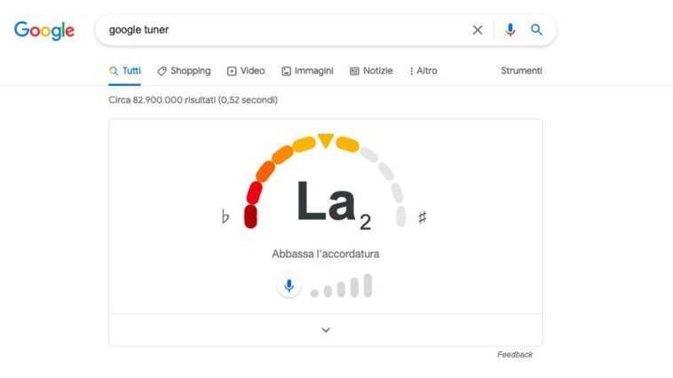 Vous Pouvez Désormais Accorder Votre Guitare Sur Google: Voici Comment