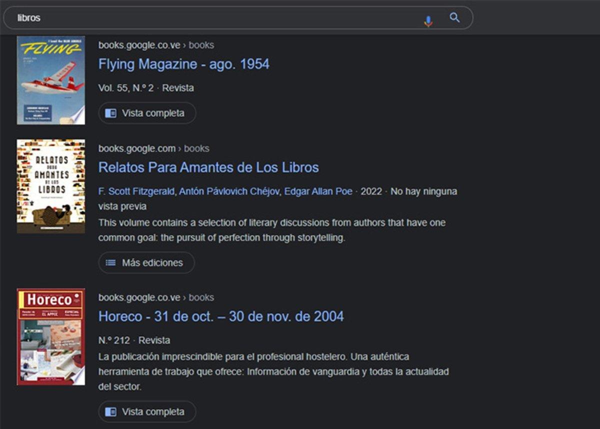 Google Books : la meilleure page pour télécharger des livres légalement