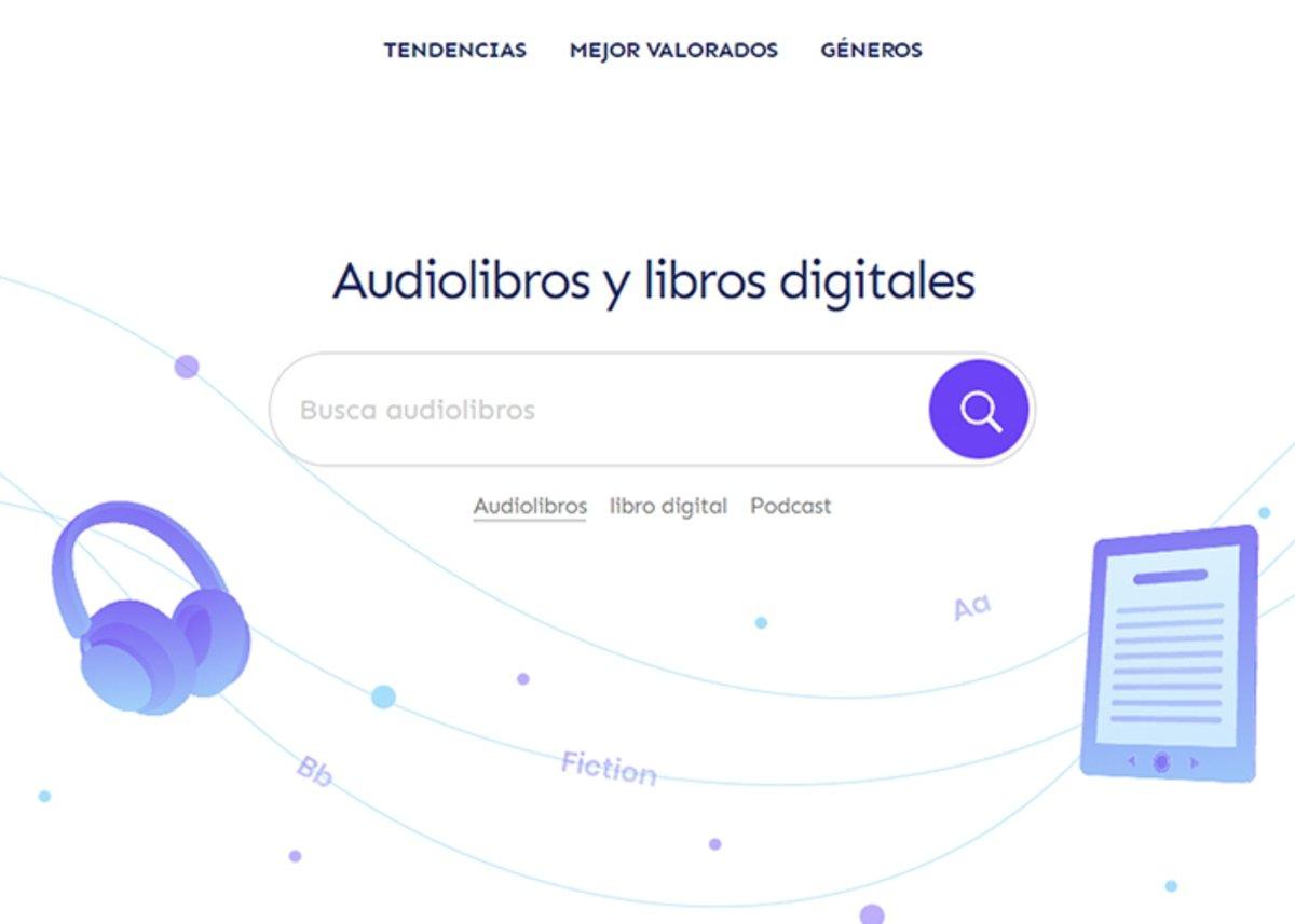 Livre numérique : livres audio et livres numériques