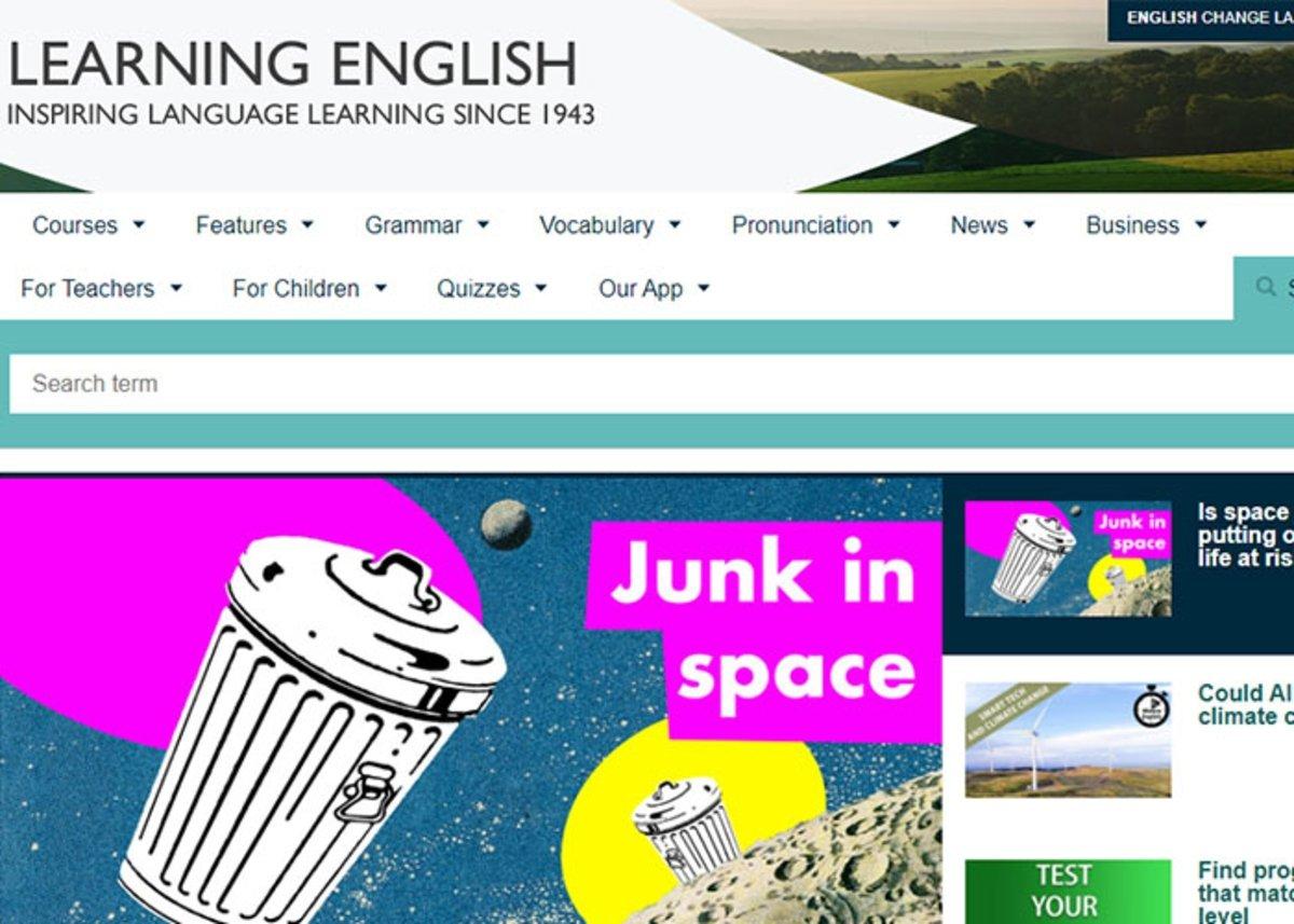 Apprendre l'anglais de la BBC