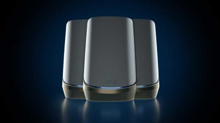 Netgear Présente Un Système De Routeur Maillé Wifi 6e Quadribande