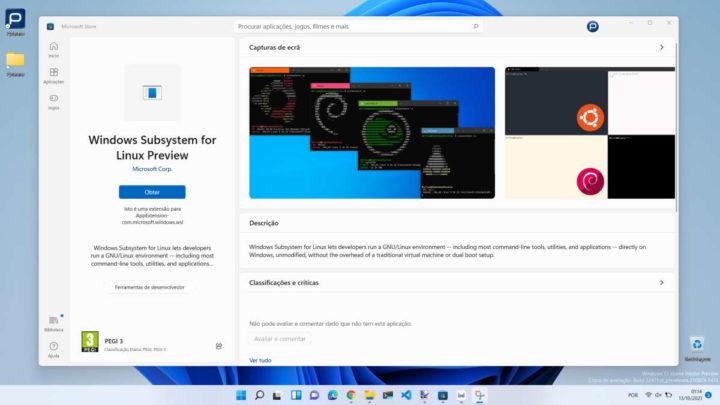 Linux Windows 11 WSL Microsoft