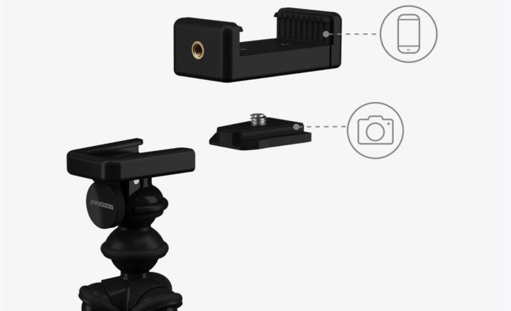 1634161349 523 FlexPod un trepied tres flexible pour votre smartphone