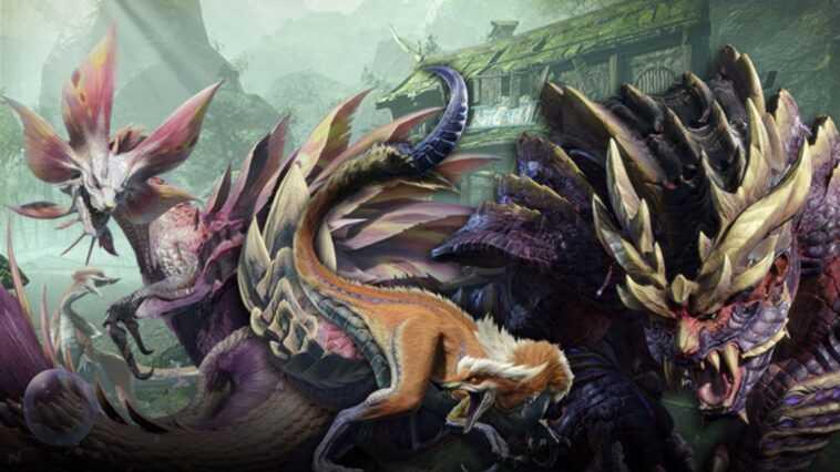Monster Hunter Rise Lance Une Démo Sur Pc : Configuration