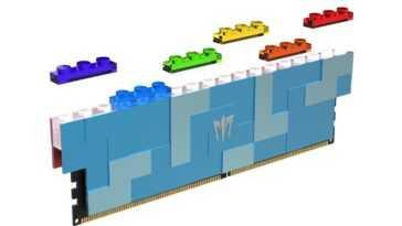 Galax Dévoile Ses Kits De Mémoire Ddr5 Compatibles Lego
