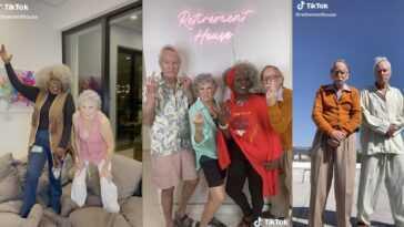 Quatre Tiktokers âgés Ont Créé Leur « Hype House »
