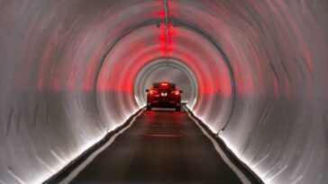 Elon Musk Remplira Las Vegas De Tunnels Pour Soulager Le