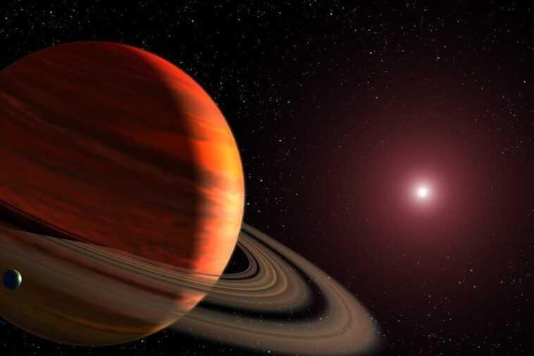 A Découvert Une Nouvelle Planète Gazeuse Similaire à Jupiter, Elle