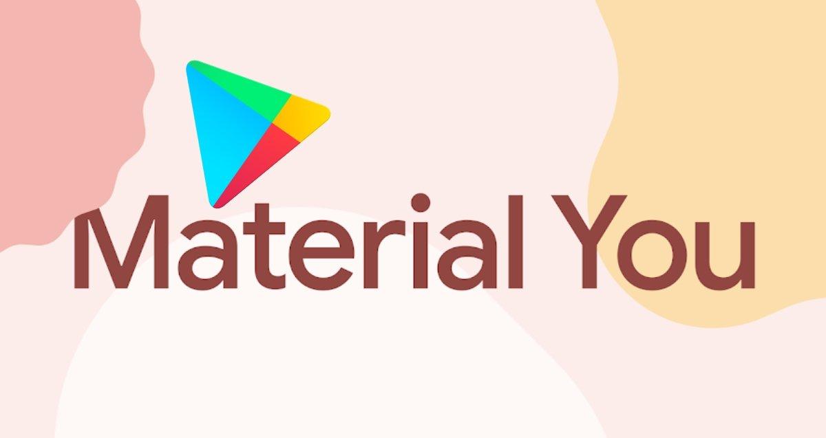 Matériel Google Play Store que vous couvrez