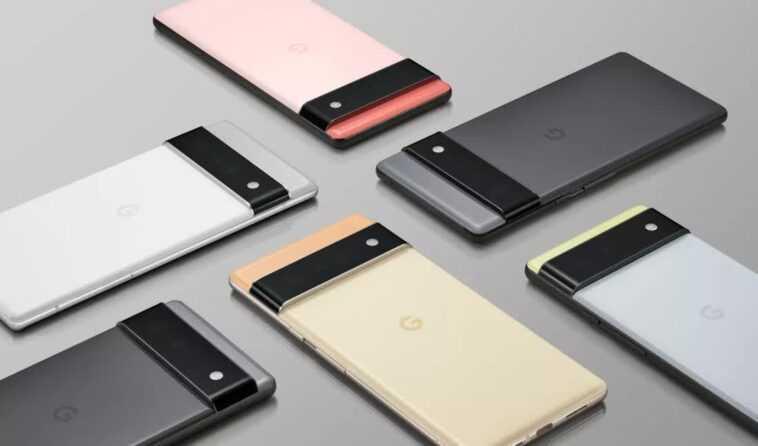 Google Organisera Son événement Matériel Pixel 6 Le 19 Octobre
