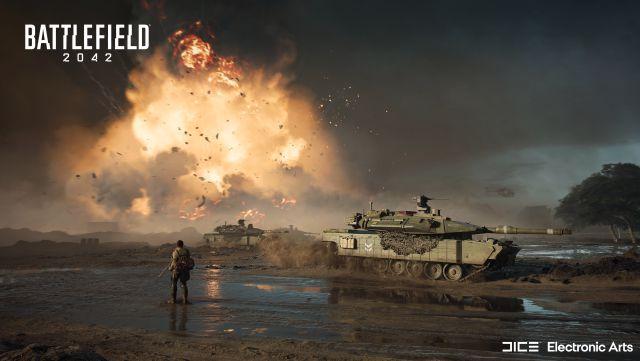 Les jeux gratuits offrent un simulateur de construction de PC Battlefield 2042 bêta