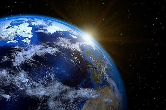 La Terre Brille Moins Dans L'espace : Le Changement Climatique