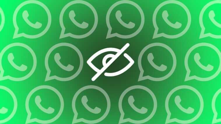 La Fonctionnalité De Whatsapp Pour Se Cacher De Quelques Contacts