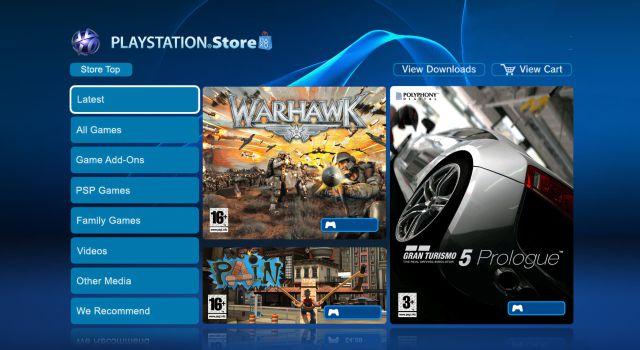 Le PlayStation Store éliminera le paiement par carte et PayPal sur PS3 et PS Vita en octobre 2021