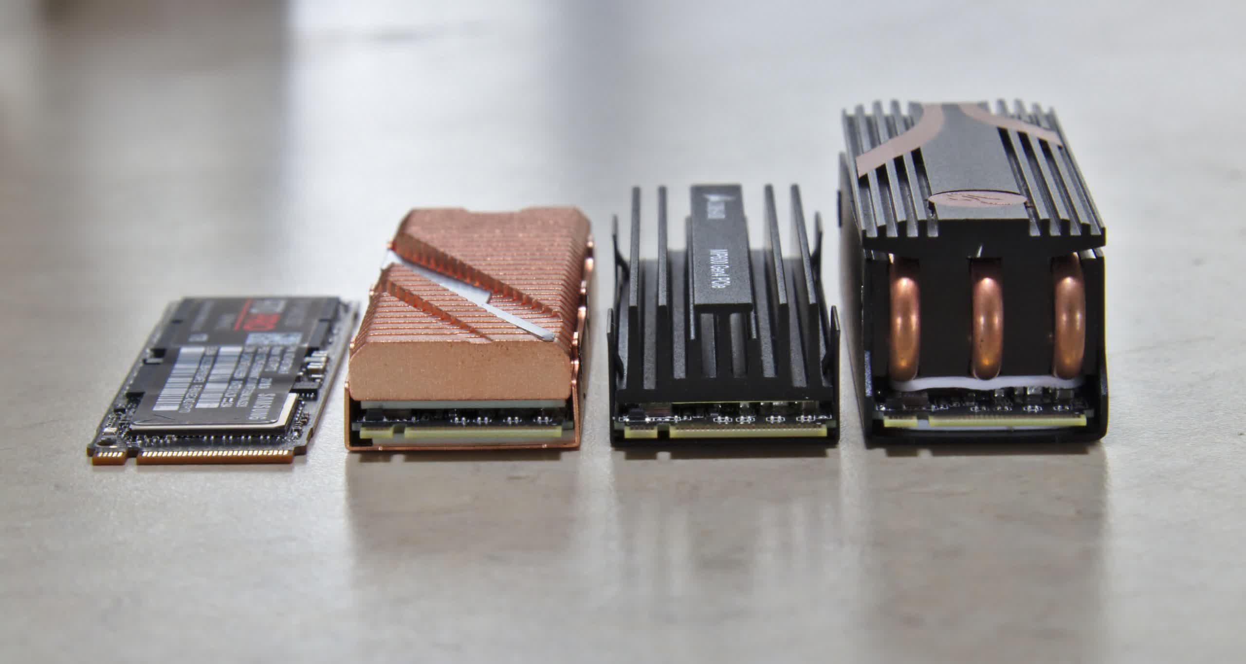 Le nouveau controleur NAND PCIe 50 de Phison ouvre la