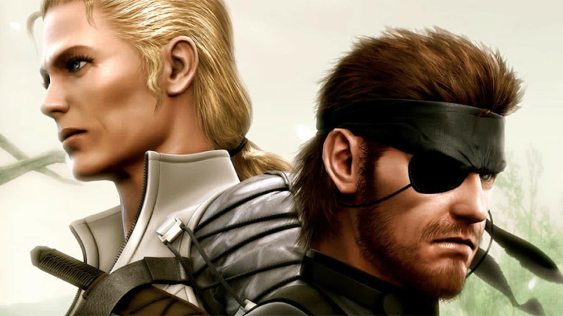 Le remake de Metal Gear Solid 3 semble de plus
