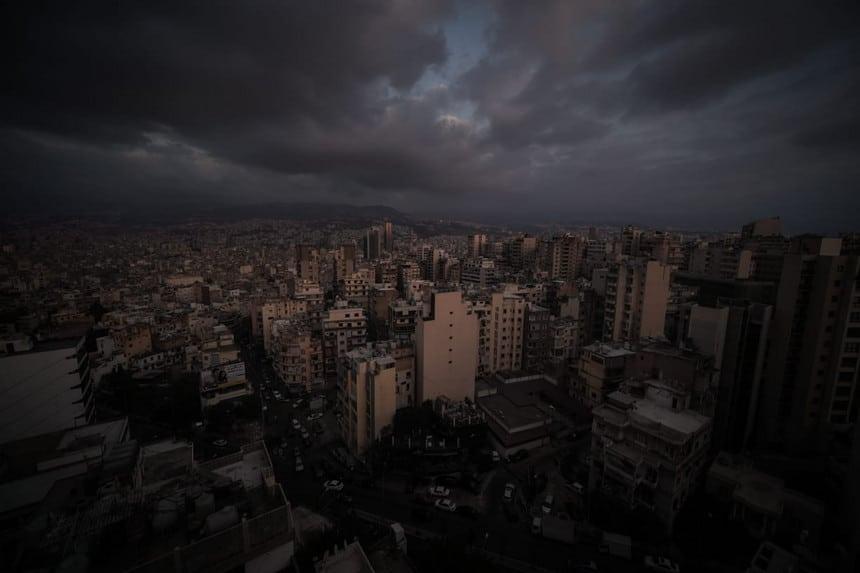 Le reseau electrique du Liban seffondre