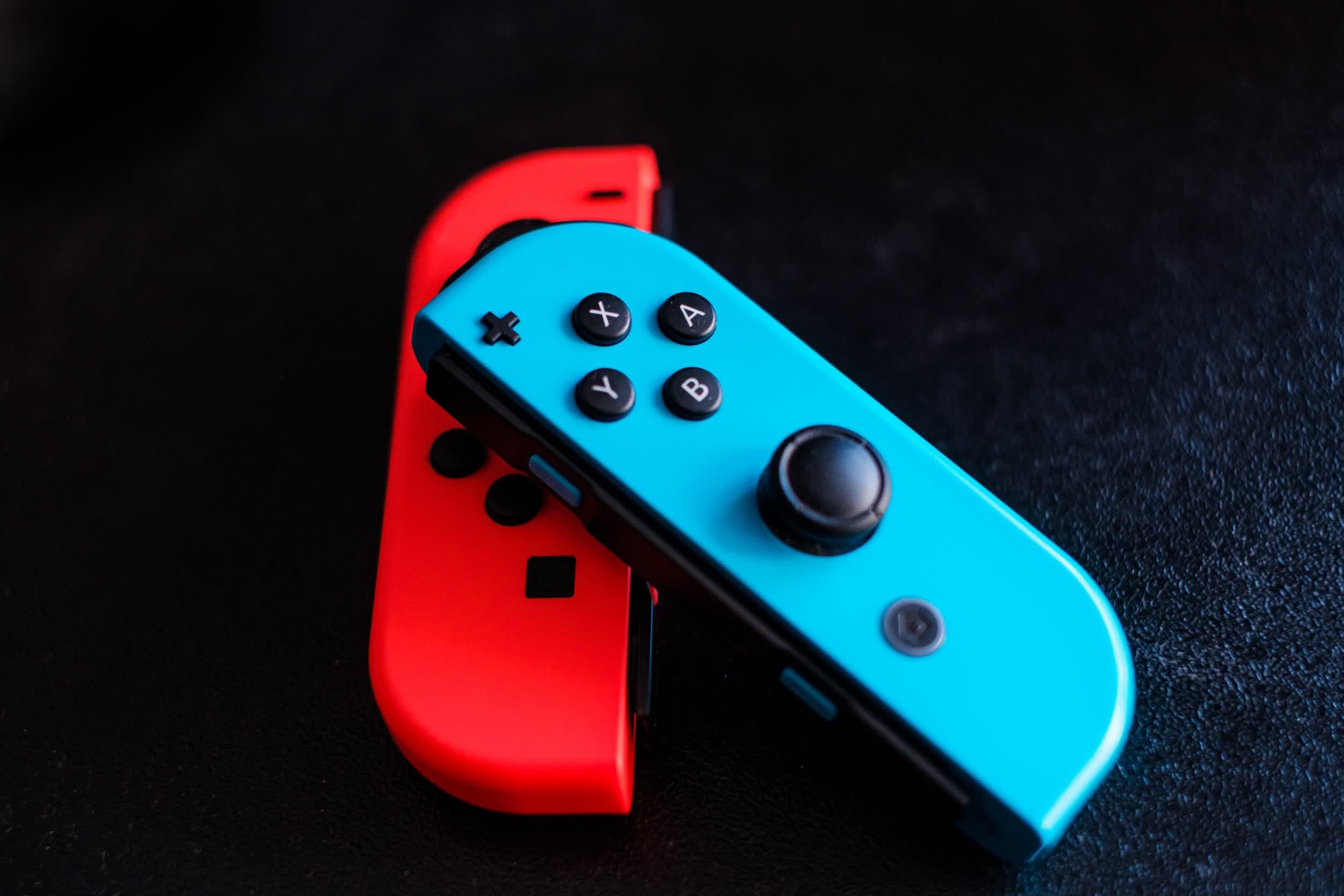 Les ingenieurs de Nintendo disent que la derive de Switch