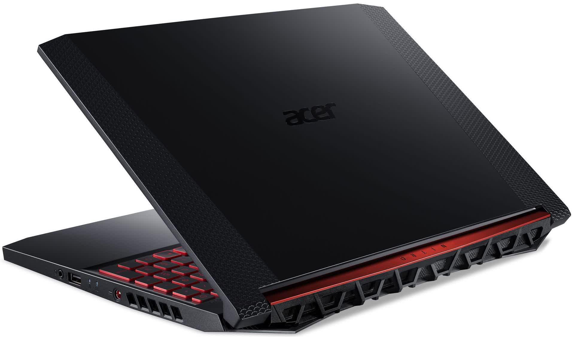 Les ordinateurs portables de jeu Nitro 5 economiques dAcer sont
