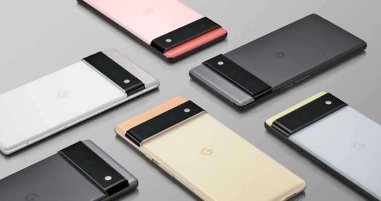 Les Premières Photos Prises Avec Le Google Pixel 6 Pro