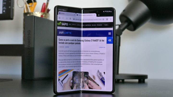 Ventes Samsung Galaxy Z Fold 3 Z Flip 3