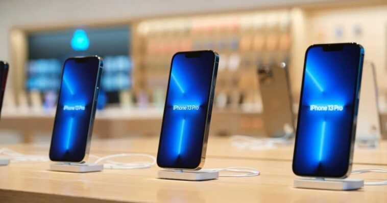 L'iphone 13 Pro Max Est Le Mobile Avec Le Meilleur