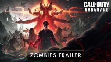 Présentation Du Mode Zombies De Call Of Duty Vanguard :
