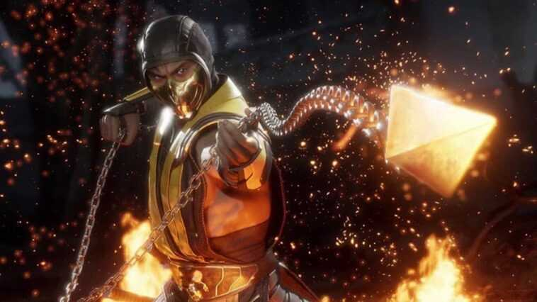 """Regardez Les Coulisses De La Naissance De Mortal Kombat """"viens"""