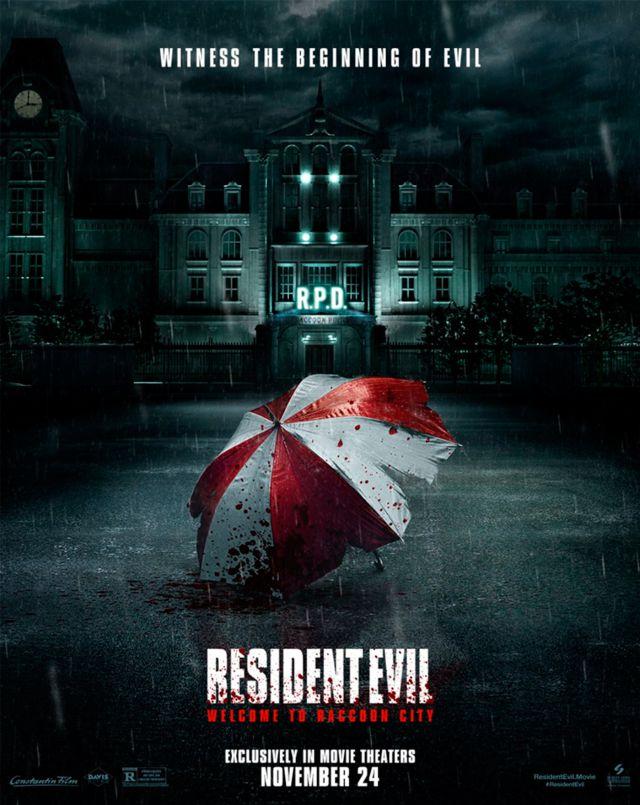 Resident Evil : Welcome to Raccoon City cartonne avec un premier trailer très fidèle aux jeux vidéo