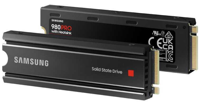 Samsung A Conçu Un Ssd 980 Pro Spécialement Pour Les