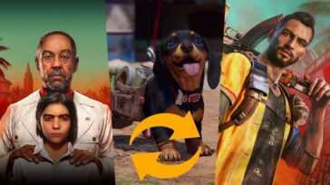 Transférer Le Jeu De Far Cry 6 De Ps4 à