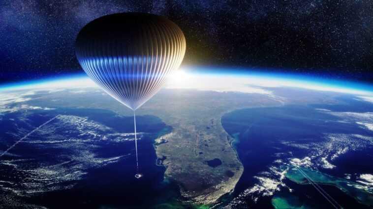 Voyager Dans L'espace En Montgolfière : C'est Possible Dès 2024