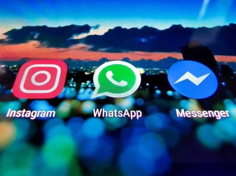 Whatsapp, Facebook Et Instagram Ne Fonctionnent Pas Partout Dans Le